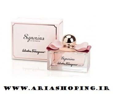 ادکلن زنانه Signorina Salvatore Ferragamo for women