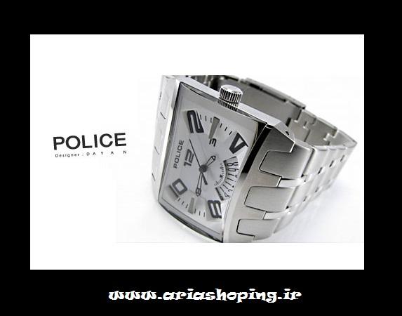 ساعت اورجینال و اسپرت police