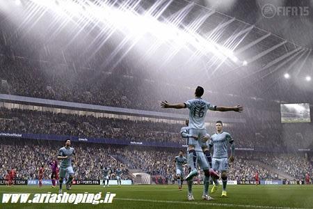 سی دی فوتبال فیفا 15
