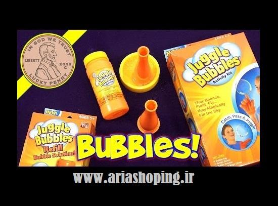 دستگاه حباب ساز JuggleBubbles