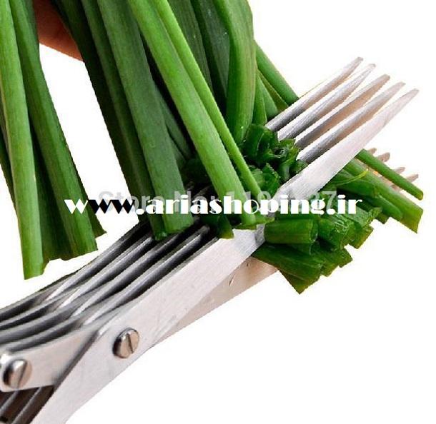 قیچی سبزی خرد کنی